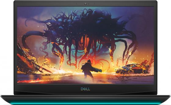 Фото - Ноутбук DELL G5 15 5500 15.6 1920x1080 Intel Core i7-10750H 512 Gb 8Gb Bluetooth 5.0 nVidia GeForce GTX 1660 Ti 6144 Мб черный Linux G515-5415 ноутбук acer travelmate tmp259 mg 56tu intel core i5 6200u 8gb 2000gb hdd nvidia geforce 940mx 15 6 1920x1080 dvd rw linux черный