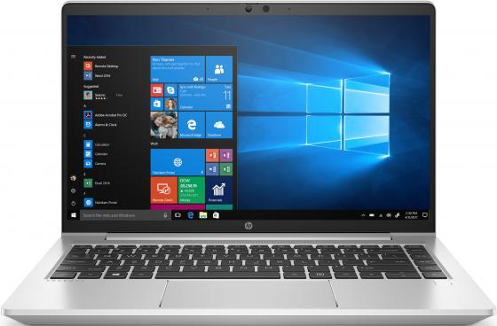 Ноутбук HP ProBook 440 G8 Core i3 1115G4/8Gb/SSD256Gb/Intel UHD Graphics/14 UWVA/FHD (1920x1080)/Windows 10 Professional 64/silver/WiFi/BT/Cam ноутбук lenovo v130 15ikb core i3 8130u 8gb ssd128gb dvd rw intel uhd graphics 620 15 6 tn fhd 1920x1080 windows 10 professional 64 dk grey wifi bt cam