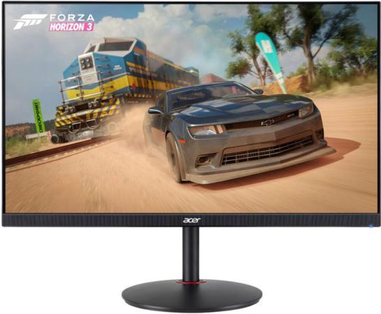 Монитор 27 Acer Nitro XV270bmiprx черный IPS 1920x1080 250 cd/m^2 1 ms HDMI DisplayPort VGA UM.HX0EE.015 монитор acer xv270bmiprx 27 черный