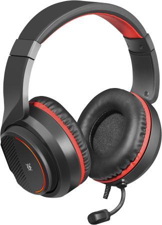 Фото - Игровая гарнитура Apex Pro объемный звук 7.1, кабель 1.8м DEFENDER игровая