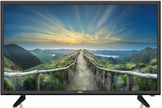 Фото - Телевизор LED BBK 32 32LEM-1089/T2C черный/HD READY/50Hz/DVB-T2/DVB-C/USB (RUS) led телевизор витязь 32lh1204 hd ready