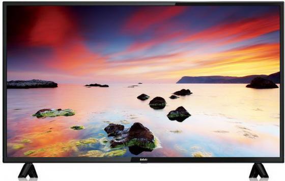 Фото - Телевизор LED BBK 42 42LEM-1043/FTS2C черный/FULL HD/50Hz/DVB-T2/DVB-C/DVB-S2/USB (RUS) bbk 42lem 1043 fts2c черный