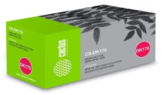 Фото - Блок фотобарабана Cactus CS-DK170R черный ч/б:100000стр. для Kyocera Ecosys M2035/ M2035dn/M2535 Kyocera блок фотобарабана cactus cs fad412a ч б 6000стр для mb1900 mb1900ru mb2000 mb2000ru panasonic