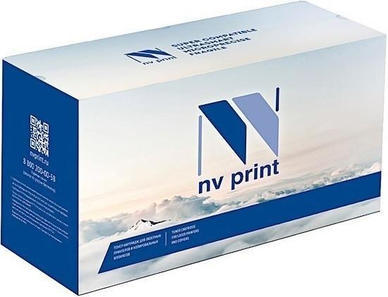 Фото - Тонер-картридж NVP совместимый NV-C2500H Cyan для Ricoh IM C2000/C2500 (10500k) картридж nvp совместимый nv sp4520 для ricoh mp401 402 10400k