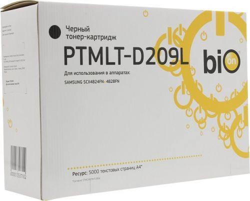 Фото - Картридж Bion MLT-D209L для Samsung ML-2855ND/SCX-4824FN/4828FN 5000стр Черный картридж profiline pl mlt d209l для samsung scx 4824fn 4828fn 5000стр
