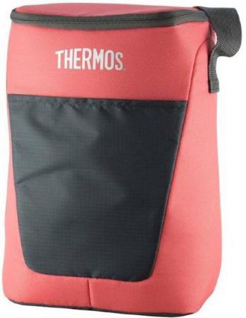 сумка термос тм thermos classic 12 can cooler t Сумка-термос Thermos Classic 12 Can Cooler 10л. розовый/черный (287618)