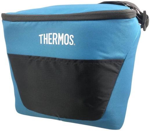 сумка термос тм thermos classic 12 can cooler t Сумка-термос Thermos Classic 24 Can Cooler Teal 19л. бирюзовый/черный (287823)