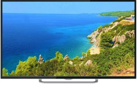 Фото - Телевизор LED 50 Polarline 50PL51TC-SM черный 1920x1080 50 Гц Wi-Fi Smart TV 3 х HDMI 2 х USB RJ-45 CI+ телевизор 49 lg 49lv761h черный 1920x1080 50 гц smart tv wi fi hdmi usb rj 45 bluetooth widi