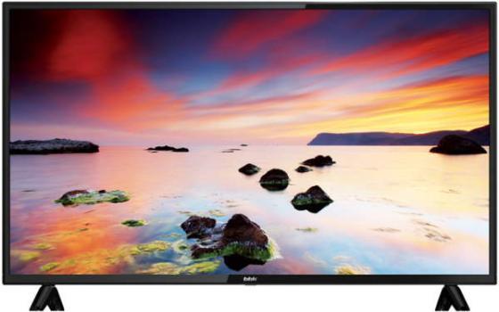 Фото - Телевизор LED 42 BBK 42LEX-7143/FTS2C черный 1920x1080 50 Гц Wi-Fi Smart TV 3 х HDMI 2 х USB RJ-45 Bluetooth CI+ bbk 40lem 1027 fts2c 40 черный