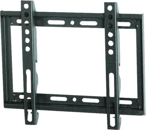 Фото - Кронштейн для телевизора Hama R1 118158 черный 19-48 макс.25кг настенный фиксированный кронштейн hama r1 118156 до 25кг black