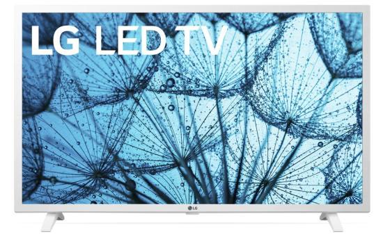 Фото - Телевизор 32 LG 32LM558BPLC белый 1366x768 50 Гц Wi-Fi Smart TV 3 х HDMI 2 х USB RJ-45 Bluetooth CI+ телевизор 49 lg 49lv761h черный 1920x1080 50 гц smart tv wi fi hdmi usb rj 45 bluetooth widi