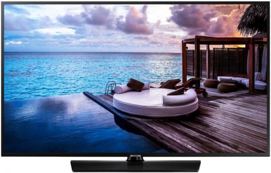 Фото - Телевизор LED 55 Samsung HG55EJ690 черный 3840x2160 50 Гц Wi-Fi Smart TV 3 х HDMI 2 х USB RJ-45 Bluetooth CI+ телевизор led 65 samsung ue65ru7400ux черный 3840x2160 100 гц wi fi smart tv rj 45 bluetooth