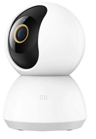 Фото - XIAOMI Mi 360° Home Security Camera 2K видеокамера ip xiaomi mi 360 home security camera 2k pro 1 4 мм белый