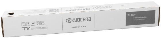 Фото - Картридж лазерный Kyocera TK-6330 1T02RS0NL0 черный (32000стр.) для Kyocera ECOSYS P4060dn картридж лазерный kyocera tk 160
