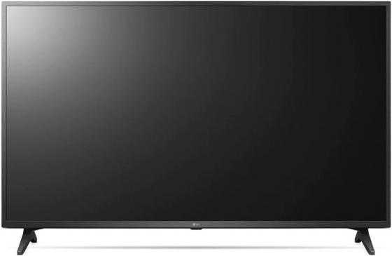 Фото - Телевизор LED 50 LG 50UP7500 черный 3840x2160 50 Гц Wi-Fi Smart TV 2 х HDMI USB RJ-45 CI+ телевизор 49 lg 49lv761h черный 1920x1080 50 гц smart tv wi fi hdmi usb rj 45 bluetooth widi