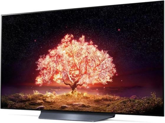 Фото - Television OLED 55 LG OLED55B1 Black, Ultra HD 4K, OLED Motion Pro, Cinema HDR, DVB-T2/C/S2, USB, Wi-Fi, Smart TV телевизор lg oled48cxrla 48 oled ultra hd 4k
