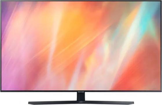Фото - Телевизор LED 65 Samsung UE65AU7500UXRU черный 3840x2160 60 Гц Wi-Fi Smart TV 3 х HDMI USB RJ-45 Bluetooth CI+ телевизор led 65 samsung ue65ru7400ux черный 3840x2160 100 гц wi fi smart tv rj 45 bluetooth