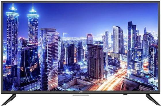 Фото - Телевизор 32 JVC LT-32M595 черный 1366x768 60 Гц Wi-Fi Smart TV 2 х USB RJ-45 CI телевизор 32 jvc lt 32m350 черный 1366x768 60 гц 2 х hdmi vga usb