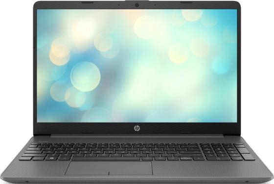 Фото - Ноутбук HP 15-dw1126ur Core i3 10110U/8Gb/SSD512Gb/Intel UHD Graphics/15.6/IPS/FHD (1920x1080)/Free DOS/grey/WiFi/BT/Cam ноутбук lenovo ideapad ip5 15iil05 core i3 1005g1 8gb ssd512gb intel uhd graphics 15 6 ips fhd 1920x1080 windows 10 grey wifi bt cam
