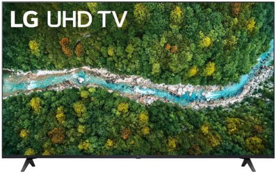 Фото - Телевизор 50 LG 50UP7750 серый 3840x2160 50 Гц Wi-Fi Smart TV 2 х HDMI USB RJ-45 CI+ телевизор 49 lg 49lv761h черный 1920x1080 50 гц smart tv wi fi hdmi usb rj 45 bluetooth widi