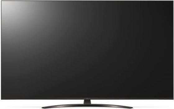 Фото - Телевизор LED 65 LG 65UP7800 черный 3840x2160 50 Гц Wi-Fi Smart TV 2 х HDMI USB RJ-45 CI+ телевизор 49 lg 49lv761h черный 1920x1080 50 гц smart tv wi fi hdmi usb rj 45 bluetooth widi
