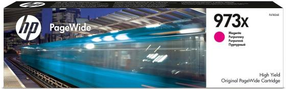 Фото - Картридж HP F6T82AE 973X PageWide-Pro 452/477/P55250/P57750 Magenta 7K SuperFine 452 bbid