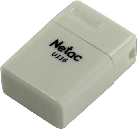 Фото - Флеш-накопитель NeTac Флеш-накопитель Netac USB Drive U116 USB3.0 128GB, retail version usb flash drive 32gb netac u116 usb 3 0 nt03u116n 032g 30wh