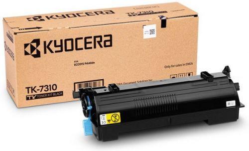 Фото - Картридж KYOCERA Тонер-картридж TK-7310 15 000 стр. Black для P4140DN тонер картридж kyocera tk 5160k 16 000 стр black для p7040cdn