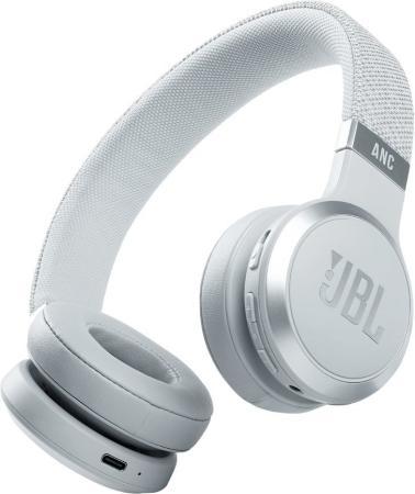 Наушники JBL Наушники беспроводные JBL Live 460 ANC, белые