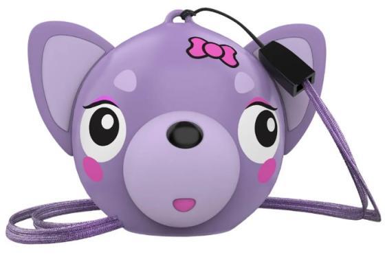 Акустическая система HIPER Портативная акустическая система Bluetooth Speaker HIPER ZOO Music Cally, Собака