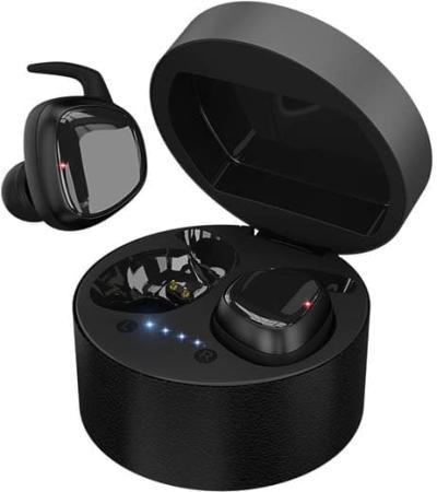 Фото - Наушники HIPER Беспроводные наушники HIPER TWS SKAT Bluetooth 5.0 гарнитура Li-Pol 2x55mAh+300mAh черный беспроводные наушники hiper tws air white