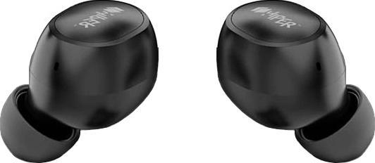 Фото - Наушники HIPER Беспроводные наушники HIPER TWS SOUL V2 Bluetooth 5.0 гарнитура Li-Pol 2x43mAh+380mAh, Черный беспроводные наушники hiper tws air white