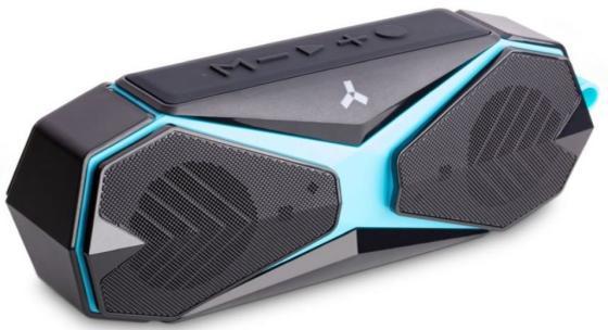 Акустическая система Accesstyle Беспроводная колонка Accesstyle Aqua Sport BT Black-Blue