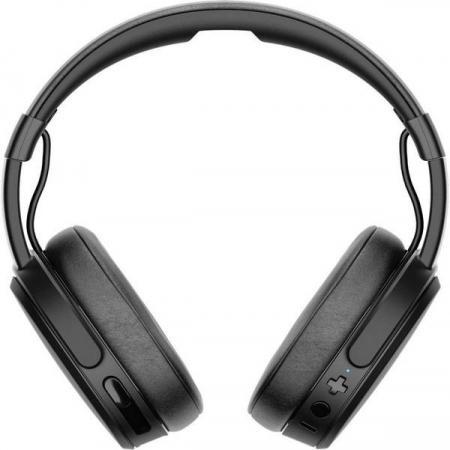 Фото - Наушники Skullcandy Наушники беспроводные полноразмерные CRUSHER WIRELESS OVER EAR, черные беспроводные наушники lg tone free fn4 черные hbs fn4