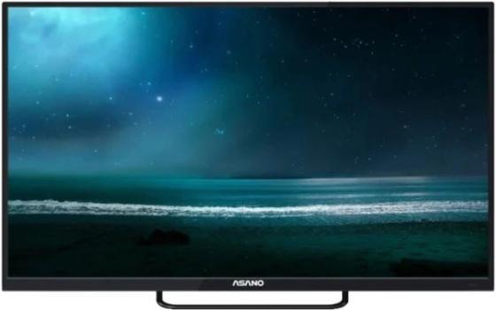 Фото - Телевизор LED 42 Asano 42LF7110T черный 1920x1080 60 Гц Wi-Fi Smart TV 3 х HDMI USB SCART RJ-45 телевизор 24 asano 24lh1110t черный 1366x768 60 гц usb hdmi ci scart