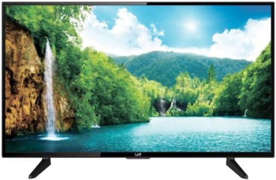 Фото - Телевизор 43 LEFF 43F110T черный 1920x1080 60 Гц VGA 3 х HDMI 2 х USB CI+ телевизор leff 32h111t белый