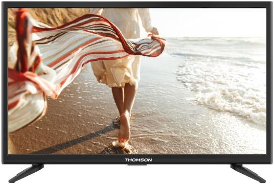 Фото - Телевизор 24 Thomson T24RTE1280 черный 1366x768 60 Гц HDMI USB телевизор 24 asano 24lh1110t черный 1366x768 60 гц usb hdmi ci scart