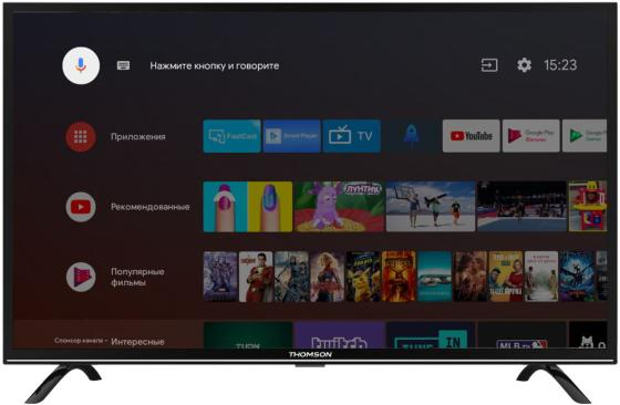 Фото - Телевизор LCD 43 T43FSL6010 THOMSON телевизор thomson t43fsm6020 43 черный