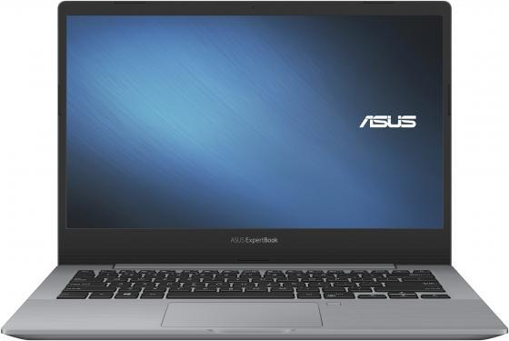Ультрабук ASUS PRO P5440FA-BM1318 14 1920x1080 Intel Core i5-8265U SSD 512 Gb 8Gb Intel UHD Graphics 620 серый DOS 90NX01X1-M17890 ноутбук asus pro p5440fa bm1318 core i5 8265u 8gb 512gb ssd 14 fullhd dos grey