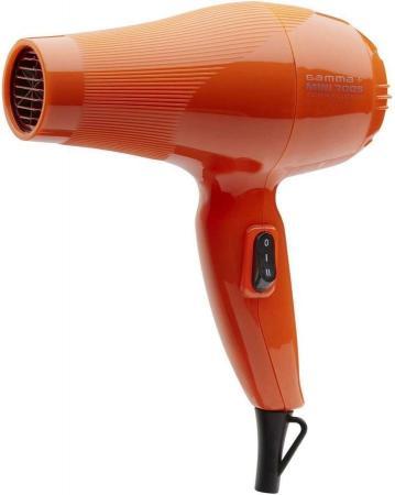 Фен Gamma Piu HD-3513A 1000Вт оранжевый фен gamma piu tormalionic mini 7005 розовый hd 3513a