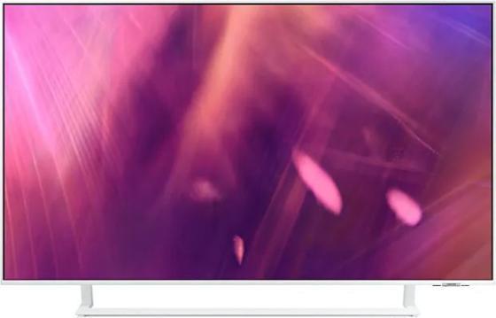 Фото - Телевизор LED 50 Samsung UE50AU9010UXRU белый 3840x2160 60 Гц Wi-Fi Smart TV 3 х HDMI 2 х USB RJ-45 CI+ телевизор led 43 samsung ue43au7100uxru титан 3840x2160 60 гц wi fi smart tv 3 х hdmi usb rj 45 ci