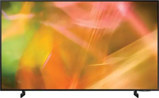 Фото - Телевизор LED 55 Samsung UE55AU8000UXRU черный 3840x2160 60 Гц Wi-Fi Smart TV 3 х HDMI 2 х USB RJ-45 CI+ телевизор led 43 samsung ue43au7100uxru титан 3840x2160 60 гц wi fi smart tv 3 х hdmi usb rj 45 ci
