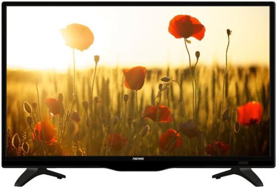 Фото - Телевизор 24 Asano 24LH1020T черный 1366x768 60 Гц USB HDMI VGA SCART телевизор 32 jvc lt 32m350 черный 1366x768 60 гц 2 х hdmi vga usb