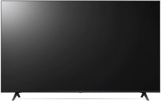 Фото - Телевизор LED 60 LG 60UP77506LA черный 3840x2160 50 Гц Wi-Fi Smart TV 2 х HDMI USB RJ-45 Bluetooth CI+ телевизор 49 lg 49lv761h черный 1920x1080 50 гц smart tv wi fi hdmi usb rj 45 bluetooth widi