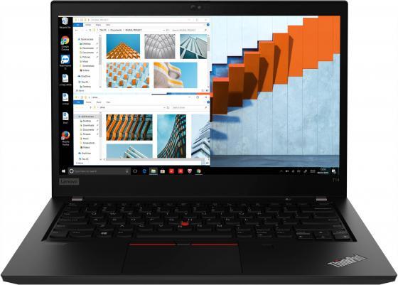 Ноутбук Lenovo ThinkPad T14 G2 T Core i5 1135G7/8Gb/SSD256Gb/Intel Iris Xe graphics/14/IPS/FHD (1920x1080)/Windows 10 Professional 64/black/WiFi/BT/Cam