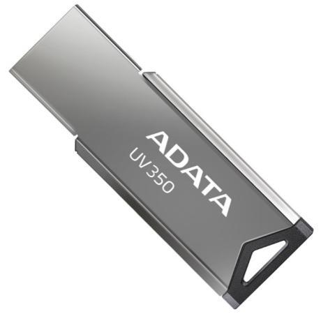Фото - Флеш накопитель 32GB A-DATA UV350, USB 3.1, Черный a data флеш накопитель 16gb a data uv260 usb 2 0 черный