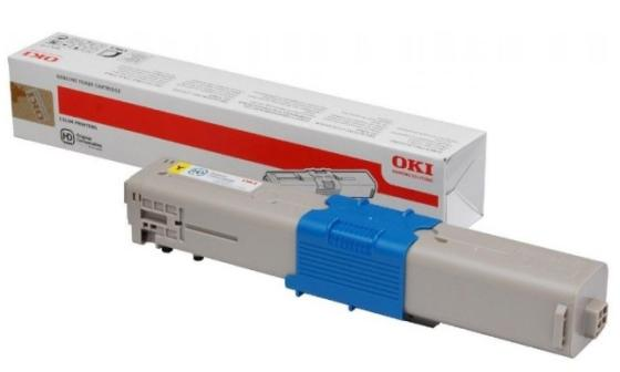 Фото - Тонер-картридж Oki C532/C542/MC573/MC563 1.5K (magenta) тонер картридж oki mc860 10k magenta