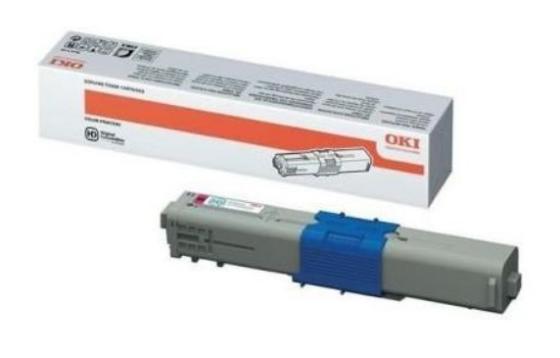 Фото - Тонер-картридж Oki C532/C542/MC573/MC563 6K (magenta) тонер картридж oki mc860 10k magenta