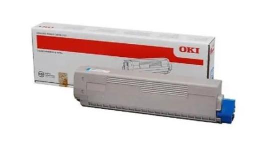 Фото - Тонер-картридж Oki C833/843 10K (black) тонер картридж oki mc860 10k magenta