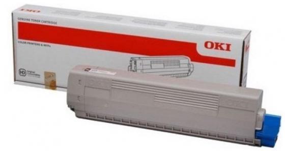 Фото - Тонер-картридж Oki C834/844 10К (magenta) тонер картридж oki mc860 10k magenta